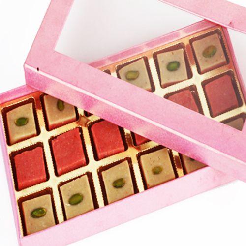 Buy sweets ghasitaram gifts sugarfree strawberry squares in pink box sweets ghasitaram gifts sugarfree strawberry squares in pink box negle Gallery