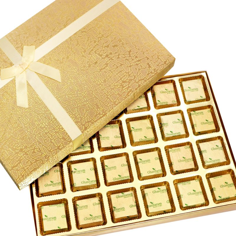 Buy Chocolates- Golden 24 PCs Assorted Chocolate Box online