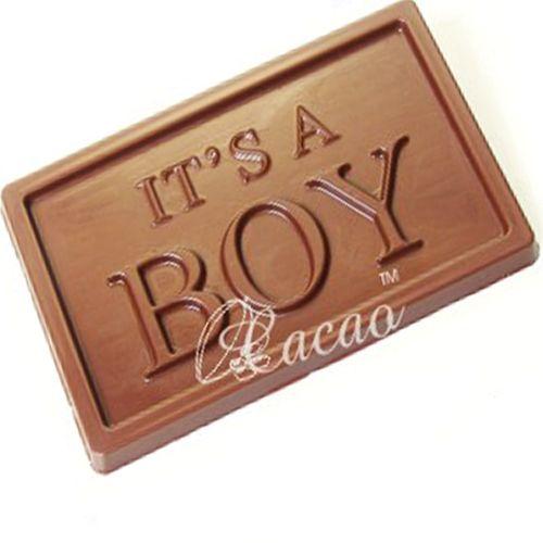 Buy Chocolates - Its A Boy Sugarfree Chocolate Bar online