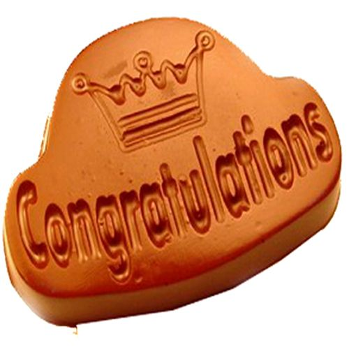 Buy Chocolates - Congratulations Sugarfree Chocolate online