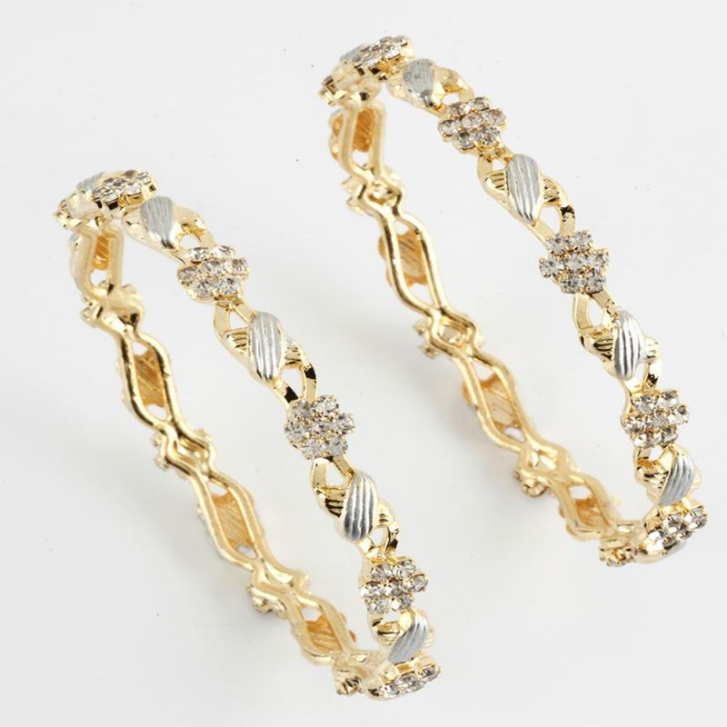 Buy Gold And Silver Bangles For Mothers Day Online | Best Prices in ...
