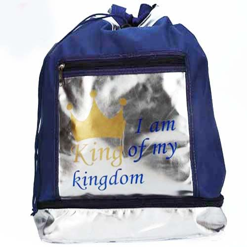 Buy Gifts Kids Hampers -king Blue Bag online