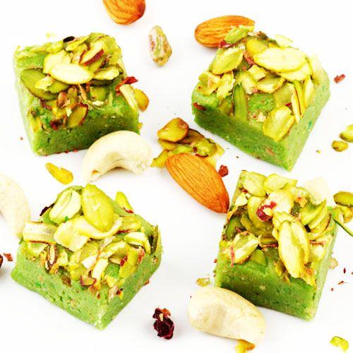 Buy Ghasitarams Sweets Pistachio Squares online