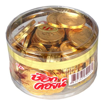 Buy Gold Coin Chocolates online