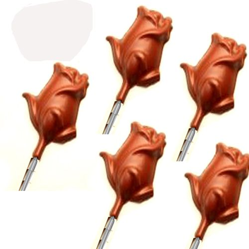 Buy Chocolate-sugarfree Rose Lollies ( Rose Lollies ) online