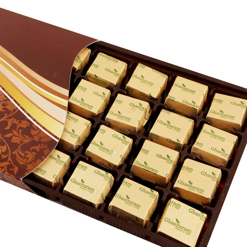 Buy Brown Assorted Chocolate Box online
