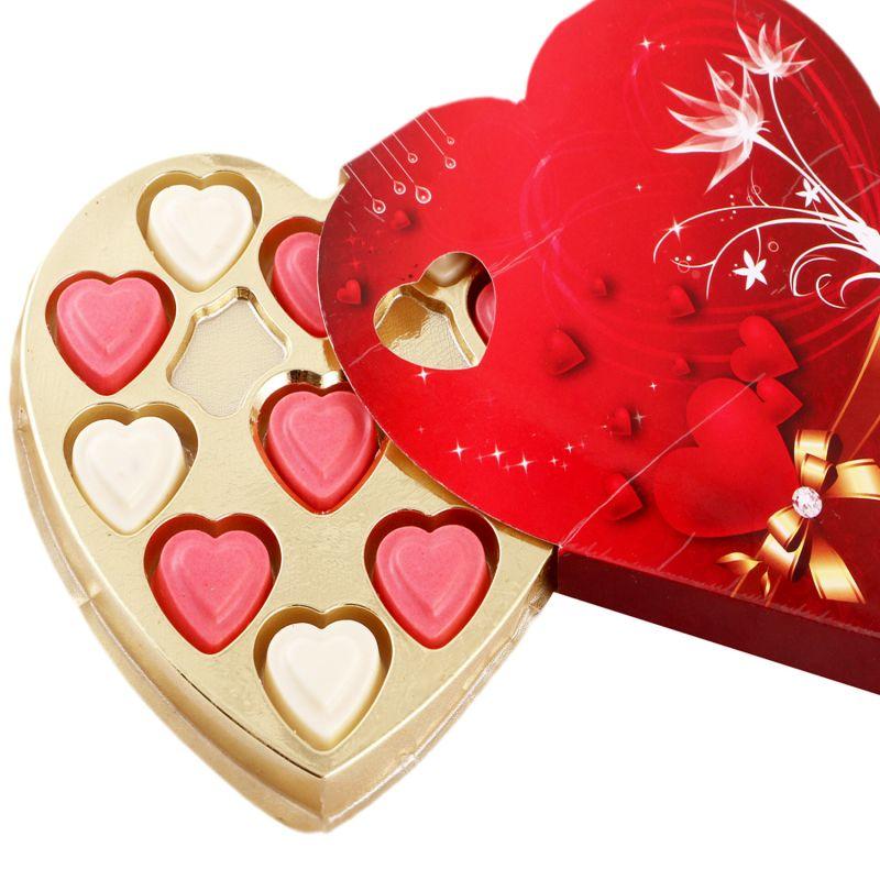 Sweet Heart Chocolate Box