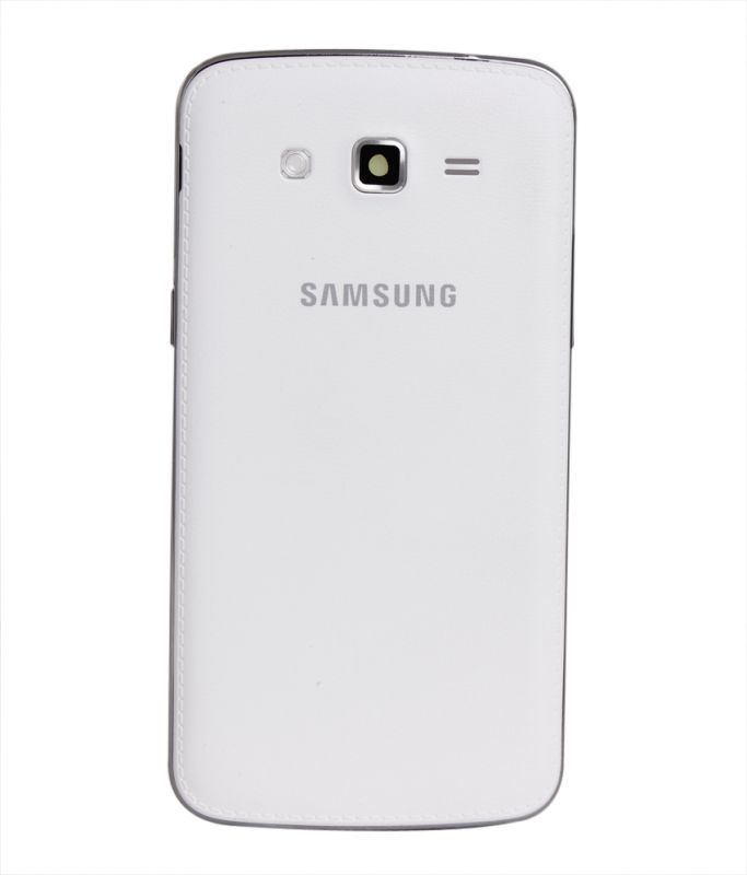 Buy Back Battery Panel For Samsung Galaxy Grand 2 7102 - White online