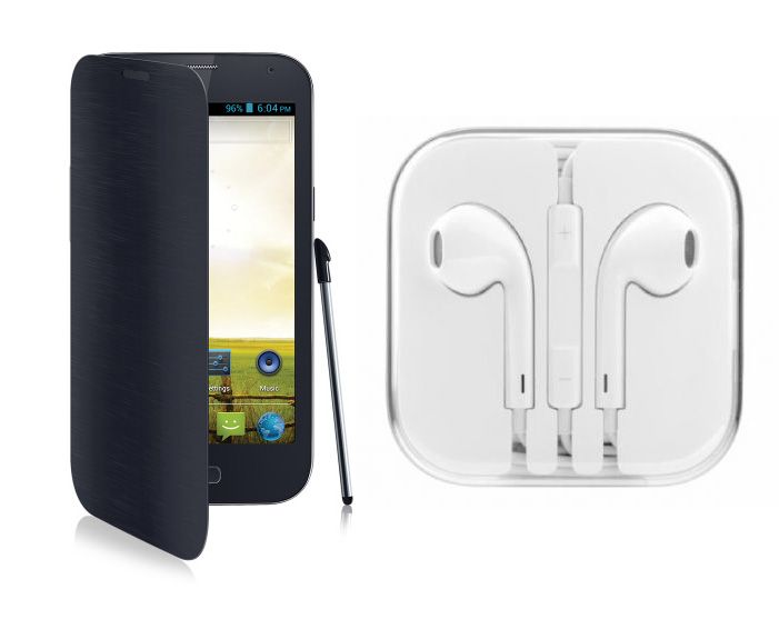 Buy Hi Definition Stereo Earphones With Mic For iBall Andi 5li online