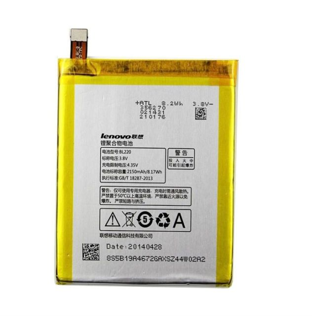 Buy Lenovo S850/s850t Original Li Ion Polymer Internal Replacement Battery Bl-220 By Snaptic online