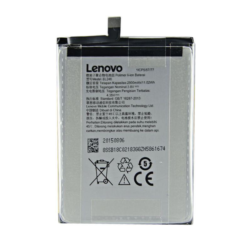 Lenovo Vibe Shot, Vibe Max Z90-3 Z90-7 Original Li Ion Polymer Battery  Bl-246 By Snaptic