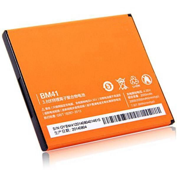 Buy Mi Redmi 1s Li Ion Polymer Replacement Battery Bm-46 By Snaptic online