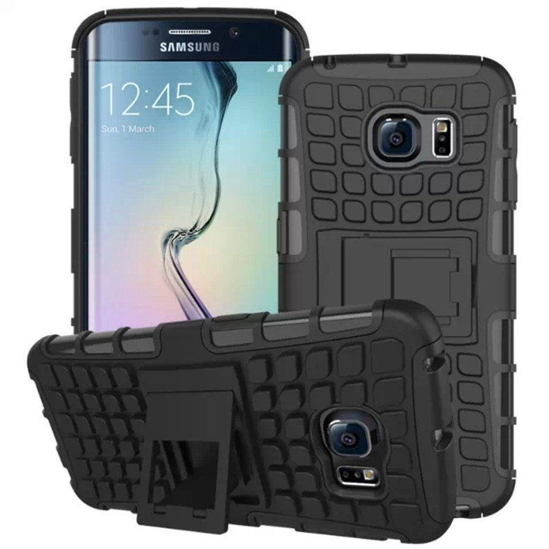 Buy Snaptic Tough Hybrid Defender Kickstand Case For Samsung Galaxy S8 Plus online