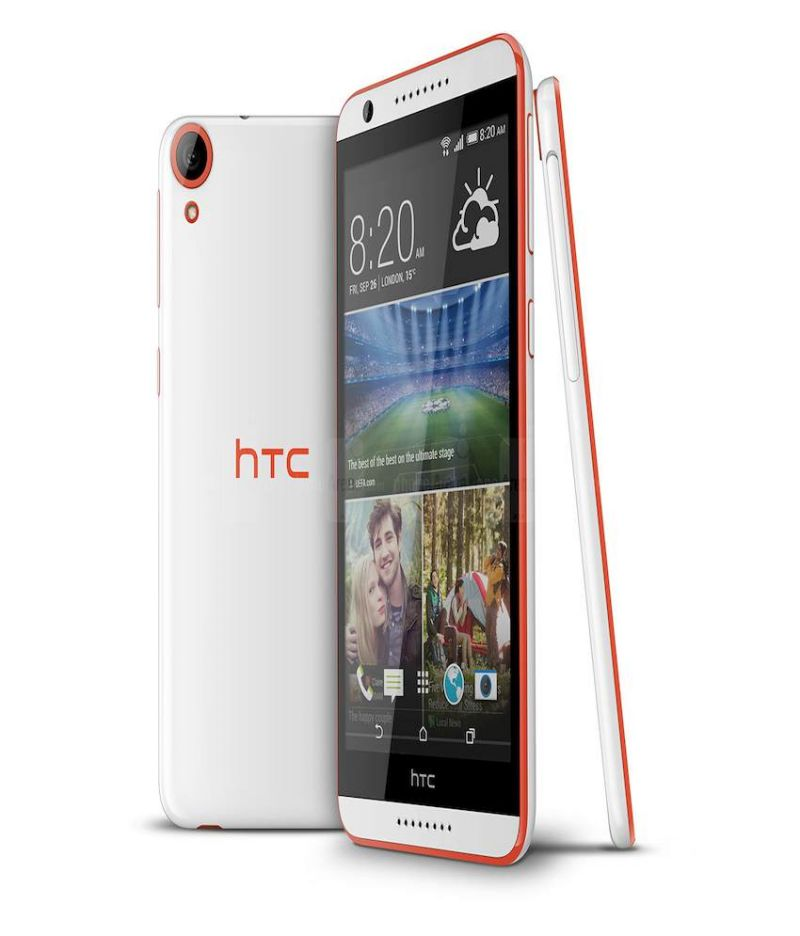 Buy Ultra Thin 0.3mm Transparent Soft Back Case For Htc Desire 820 online