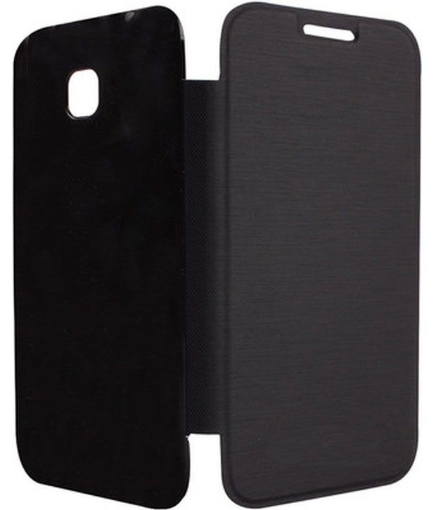 Buy Xolo Era Hi Grade Black Flip Cover online