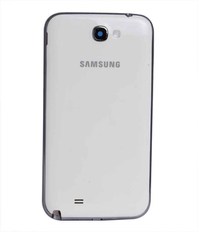 Buy Back Battery Panel For Samsung Galaxy Note II N7100 - White online