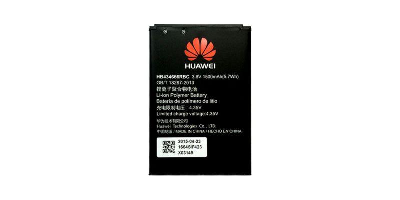Huawei E5573 Li Ion Polymer Battery Hb434666rbc By Snaptic