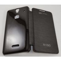 Buy Micromax Bolt A47 Black Flip Cover Cases online