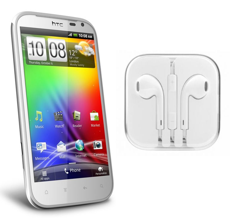 Buy Hi Definition Stereo Earphones With Mic For Htc Sensation Xl online