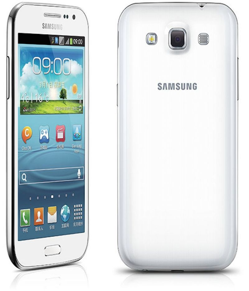 Buy Ultra Thin 0.3mm Transparent Soft Case For Samsung Galaxy Quattro I8552 online