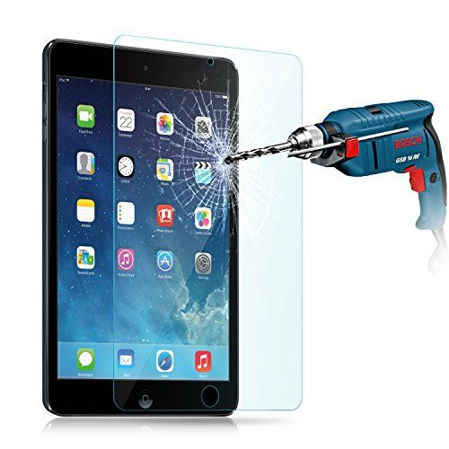 Buy Snaptic Curved EDGE Tempered Glass For Apple Ipad Mini 2 online