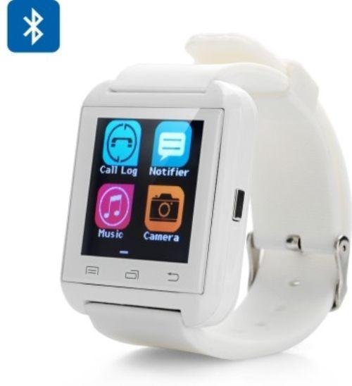Buy U8 Smartwatch White online