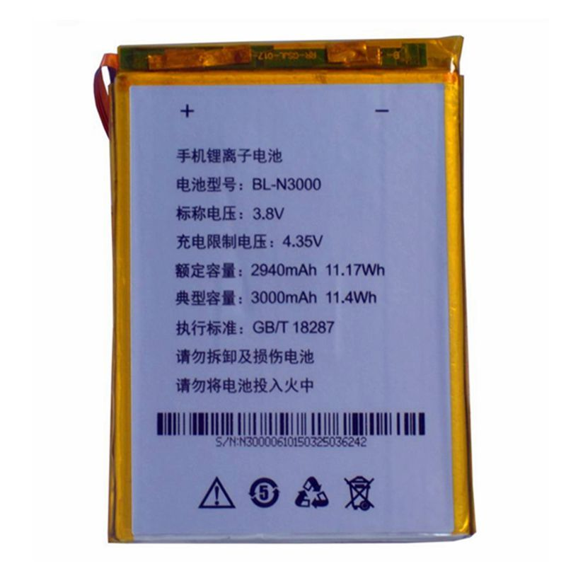 Buy Gionee Elife E6 Li Ion Polymer Replacement Battery By Snaptic online