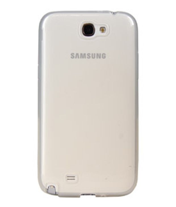 Buy Ultra Thin 0.3mm Transparent Soft Case For Samsung Galaxy Note 2 N7100 online