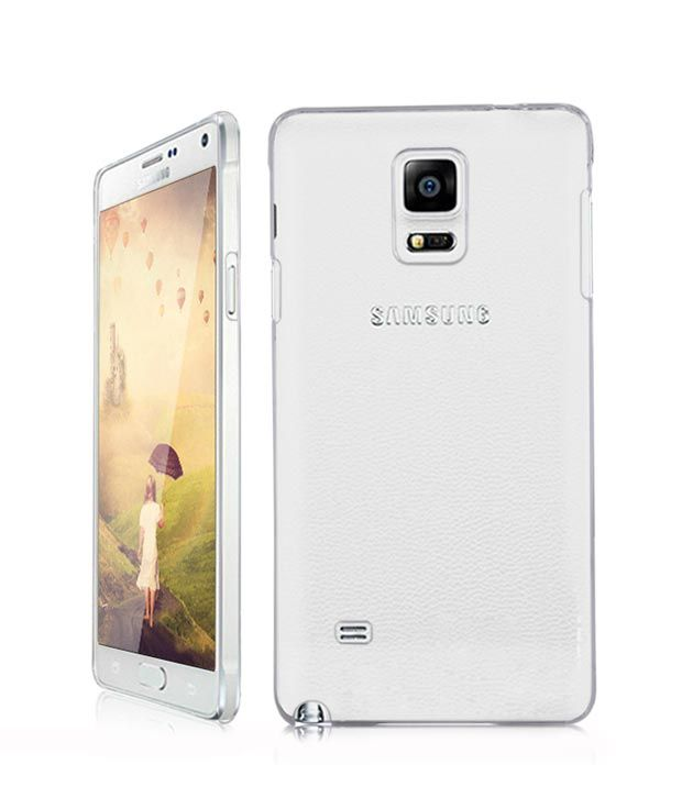 Buy Ultra Thin 0.3mm Transparent Soft Case For Samsung Galaxy Note 4 N9100 online