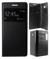 Buy View Sensor Flip Case Cover For Samsung Galaxy Grand 2 G7102 Black online