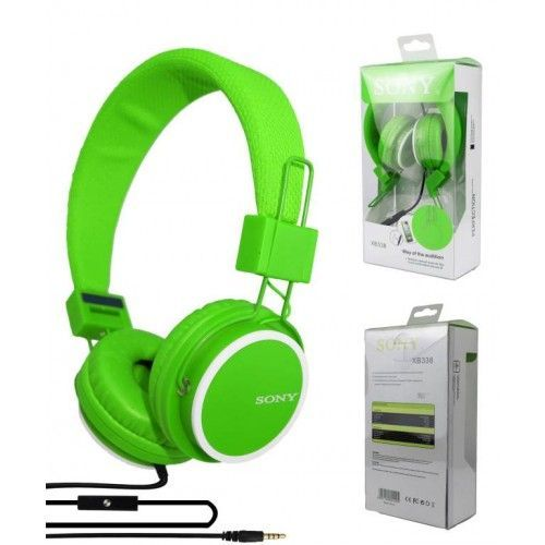 Buy Sony Xb338 Amazing Headphone With Microphone (inbuilt Mike) online