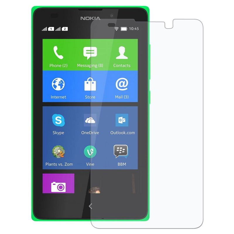 Buy Nokia X2 Android Ultra Clear Screen Protector Scratch Guard ...