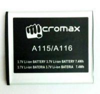 Buy Compatable Battery For Micromax A116 1 Pcs. online