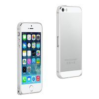 Buy Aluminium Metal Bumper Frame For iPhone 4g/4s Silver online