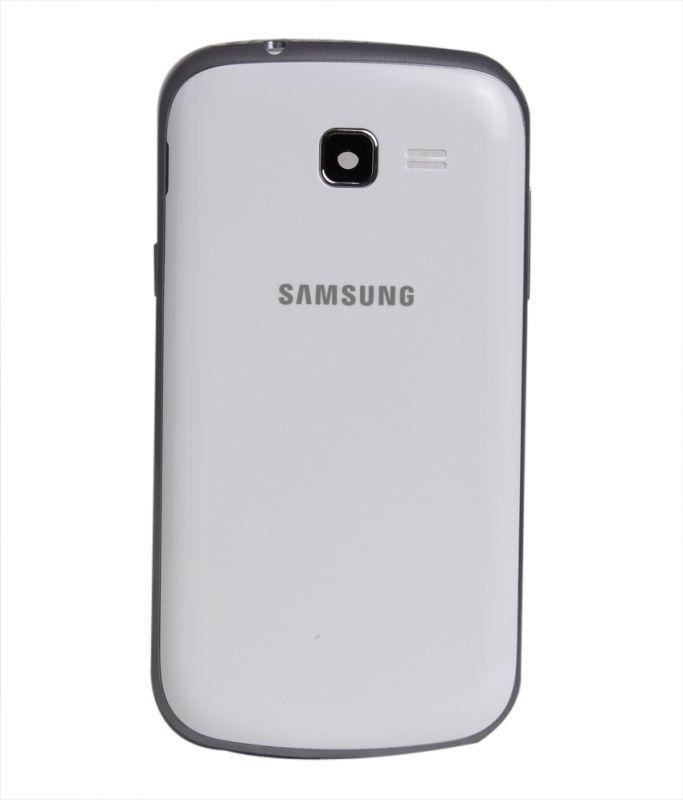 Buy Back Battery Panel For Samsung Trend S7392 - White online