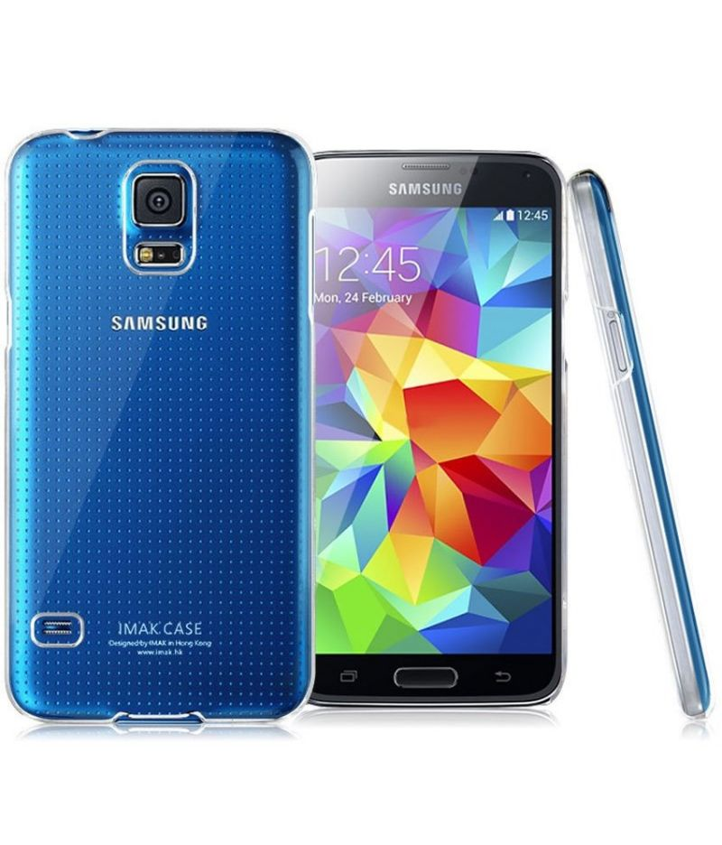 Buy Ultra Thin 0.3mm Transparent Soft Case For Samsung Galaxy S5 Mini G800 online