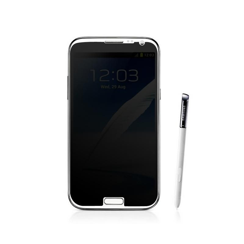 Buy Samsung Galaxy Note 2 N7100 Privacy Ultra HD Screen Protector ...