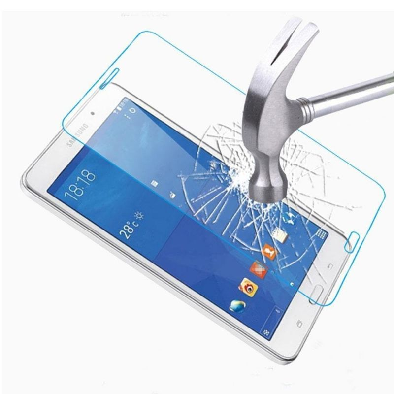 Buy Snaptic Curved EDGE Tempered Glass For Samsung Galaxy Tab E T560 9.6in online
