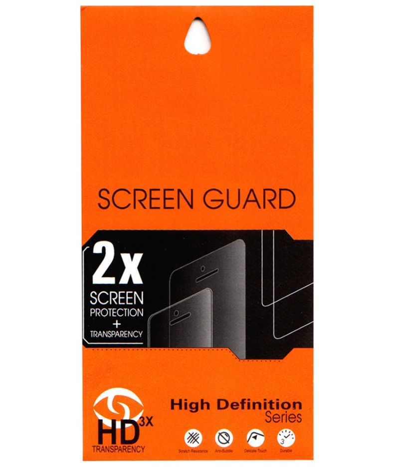 Buy Ultra HD 0.2mm Screen Protector Scratch Guard For Apple iPhone 4 online