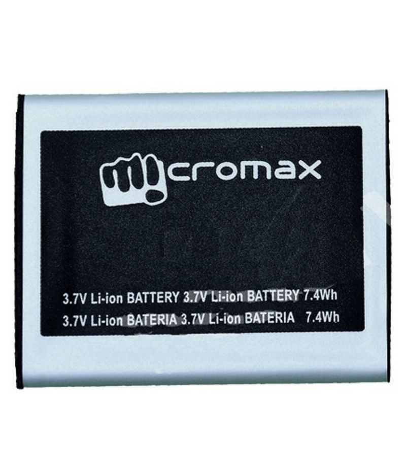 Buy Micromax Bolt Q324 Li Ion Polymer Replacement Battery By Snaptic online