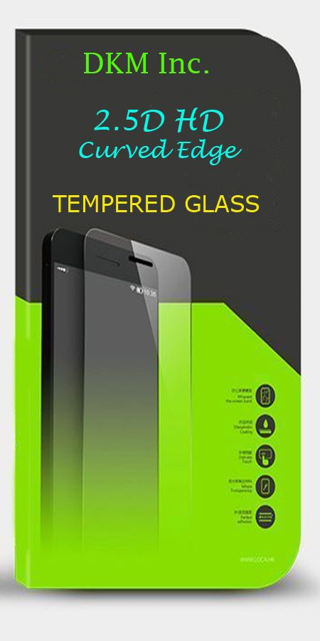 Buy Snaptic 2.5d Curved EDGE HD Tempered Glass For Samsung Galaxy On5 Pro online
