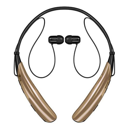 Buy Snaptic OEM LG Tone Limited Edition Gold Stereo Bluetooth Headset online