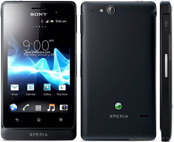 Buy Sony Xperia Go St27i Mobile Phone Body (housing Only) online