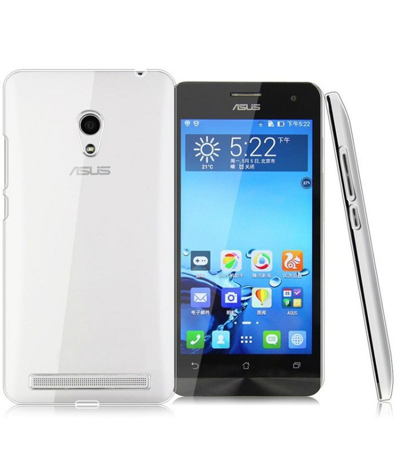 Buy Ultra Thin 0.3mm Transparent Soft Case For Asus Zenfone 6 online