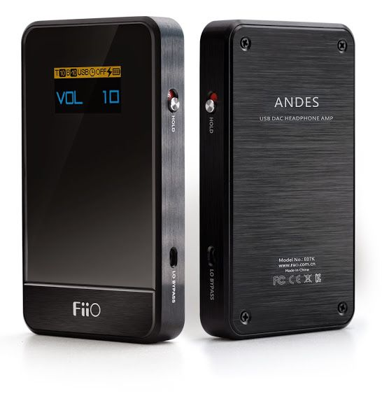 Buy Fiio Fujiyama E07 Headphone Amplifier & Dac online