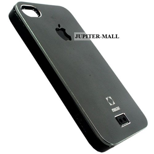 sneakers for cheap 64003 51a58 iPhone 4 G 4s 4G 4gs Aluminum Metal Hard Back Case Cover Pouch - Bi39