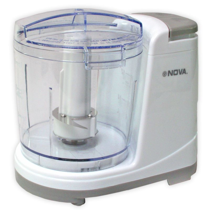 Buy Mini Electric Handy Food Chopper With Safety Lock System online