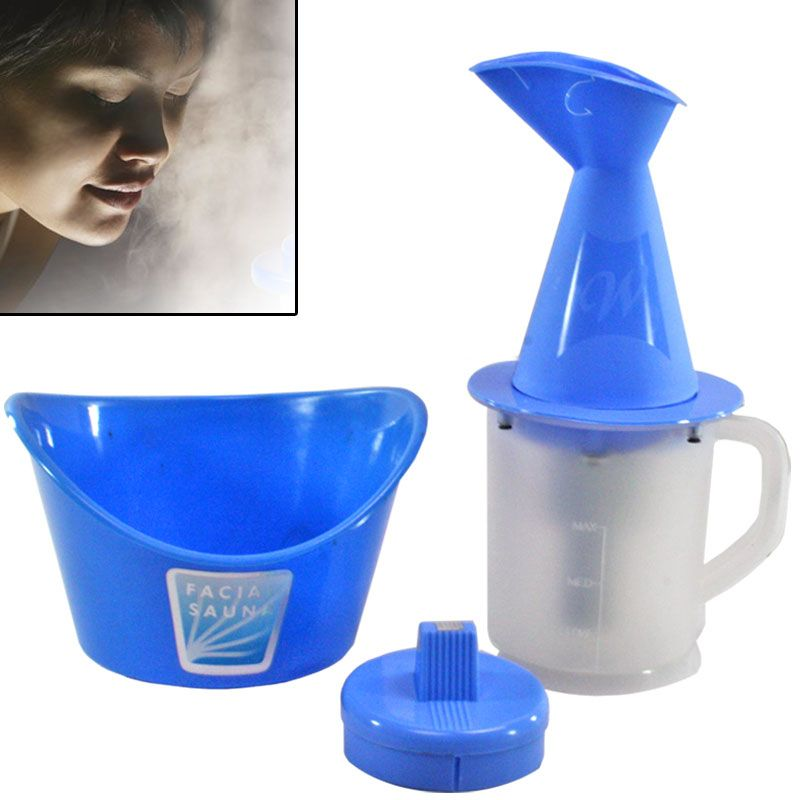 Buy 3 In 1 Steamer Facial Sauna Vaporiser And Nose Steam -02 online