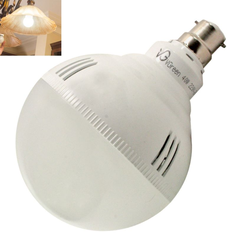 Buy 40w High Power Led Bulb For Pure, White, Cool, Safe Light online