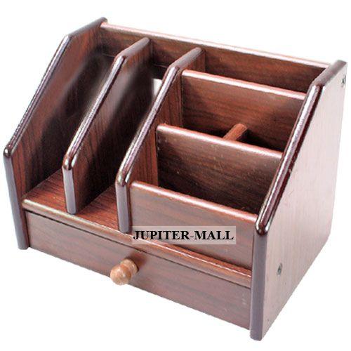 office pen holder. Buy Wooden Pen Holder Stand Office Home Drayer Table Desk Mini Portable -05 Online N